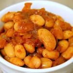 Рецепт приготовления фасоли. Фасоль с маслом и помидорами