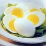 Что приготовить из яиц. Яйца вареные с ореховой подливой по-грузински.